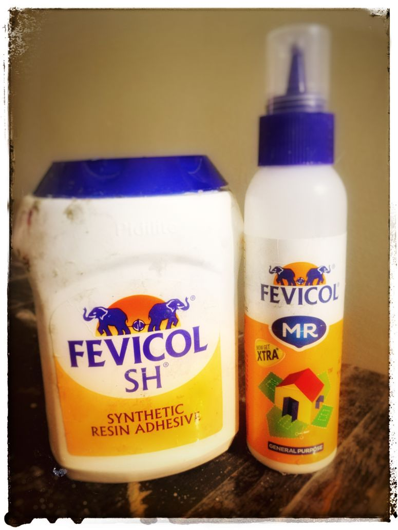 Fevicol MR and Fevicol SH